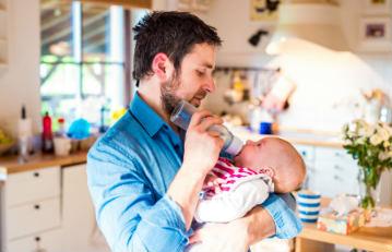 breastfed baby diet
